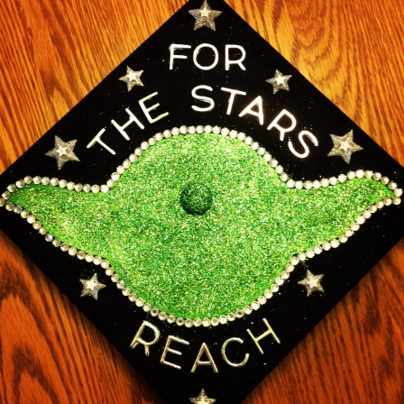 For the stars reach
