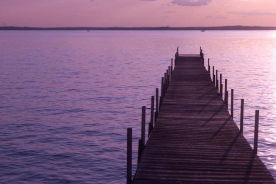 dock on lake mendota